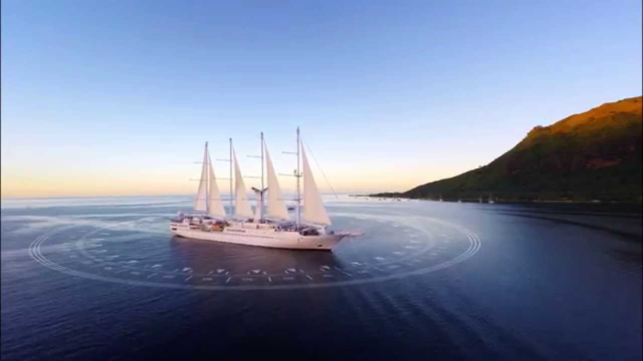 World 39 s best small ship cruise line youtube for Top small cruise lines