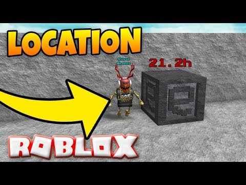HIDDEN BLOCK *LOCATION* | Build A Boat For Treasure ROBLOX