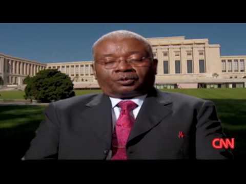 Mozambican Pres. on economy