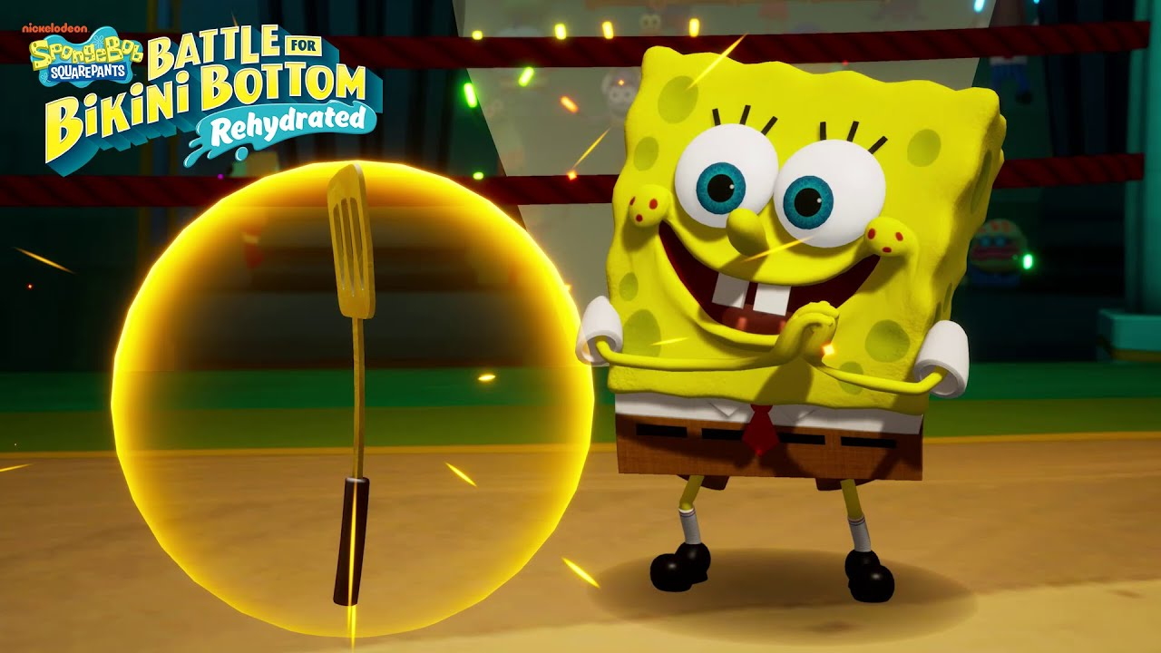SpongeBob SquarePants: Battle for Bikini Bottom - Rehydrated - Release Teaser - SpongeBob SquarePants: Battle for Bikini Bottom - Rehydrated - Release Teaser