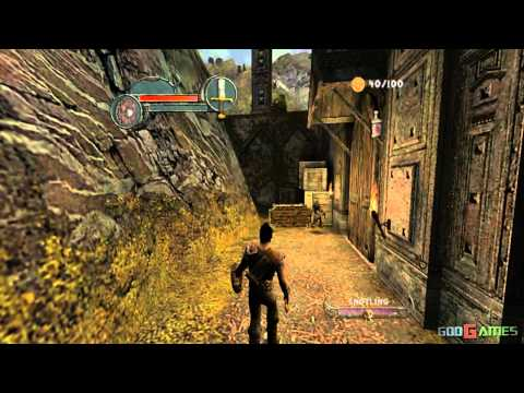 Enclave - Gameplay Xbox HD 720P