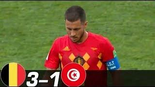 Belgium vs Tunisia 3-1 All Goals & Highlights Resumen & GOLES ( Last Matches )