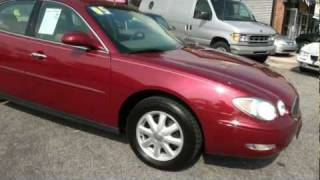 2005 Buick LaCrosse CX 3800 Series III V6