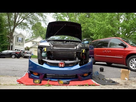 Blinking Brake Light Install 8th Gen Civic Si Coupe Action News