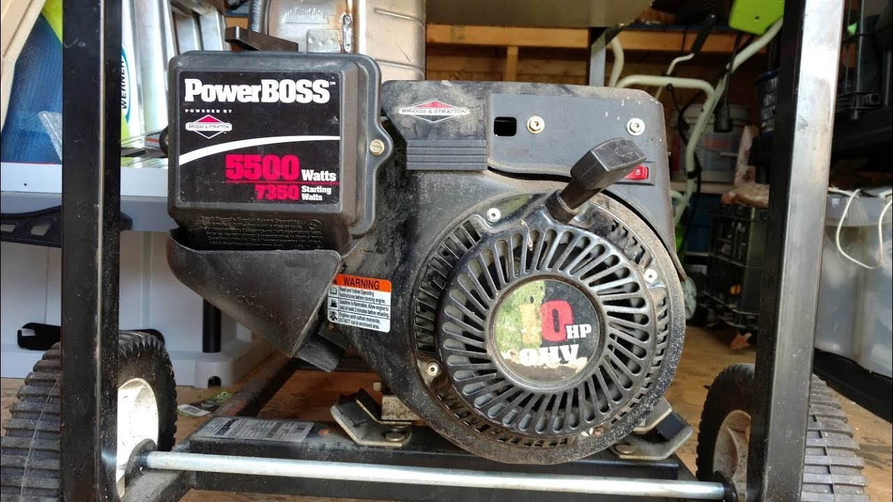 How to Add Electric Start to Briggs & Stratton Generator