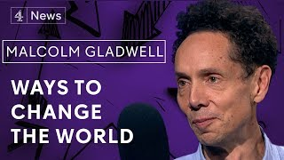Malcolm Gladwell on truth, Trump's tweets and talking to strangers