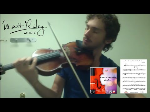 Carol of the Bells Medley - Virtuosic Viola