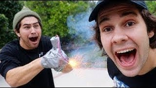 Best Moments of Toddy Smith in David Dobrik's Vlog *All of 2017*