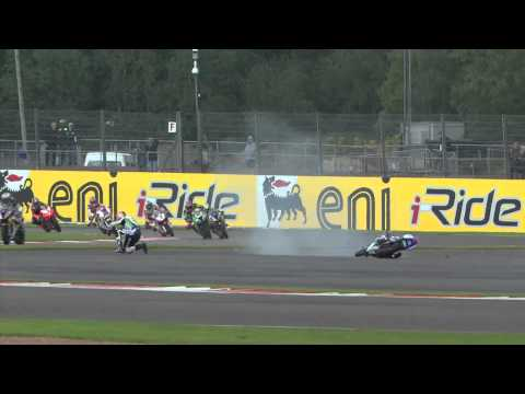 SBK Race 1 - Silverstone 2012