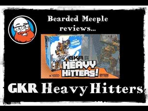 GKR Heavy Hitters : Game Review