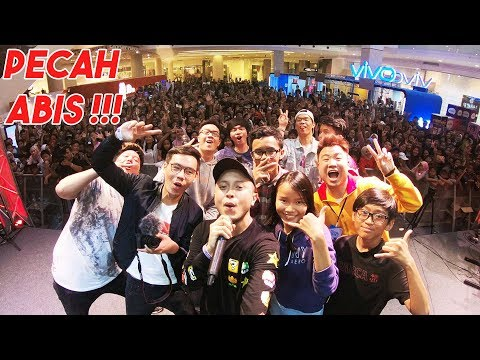 YOUTUBER GAMING DI YOUTUBE FANFEST 2017 !