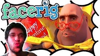 FaceRig - Gameplay & Review - A Sheepish Look At