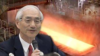 新日鉄住金、「日本製鉄」に社名変更