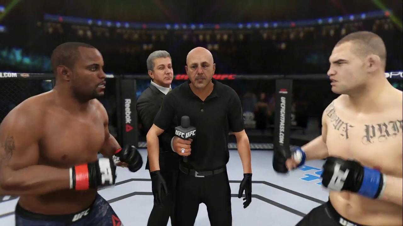 Download EA Sports UFC 3 Cain Velasquez vs. Daniel Cormier (Xbox One, PS4)