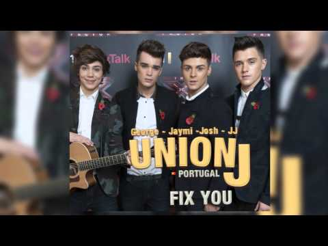 Union J - Fix You (Audio)