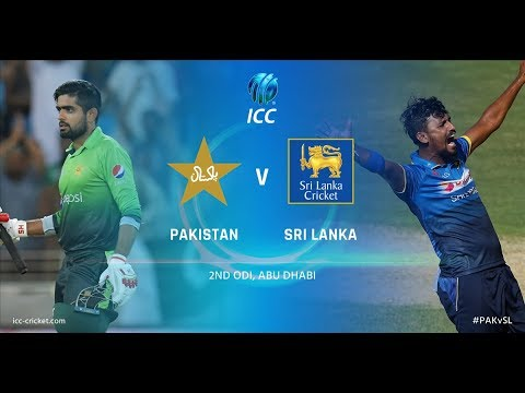 Pakistan vs Sri Lanka, 2nd ODI highlights