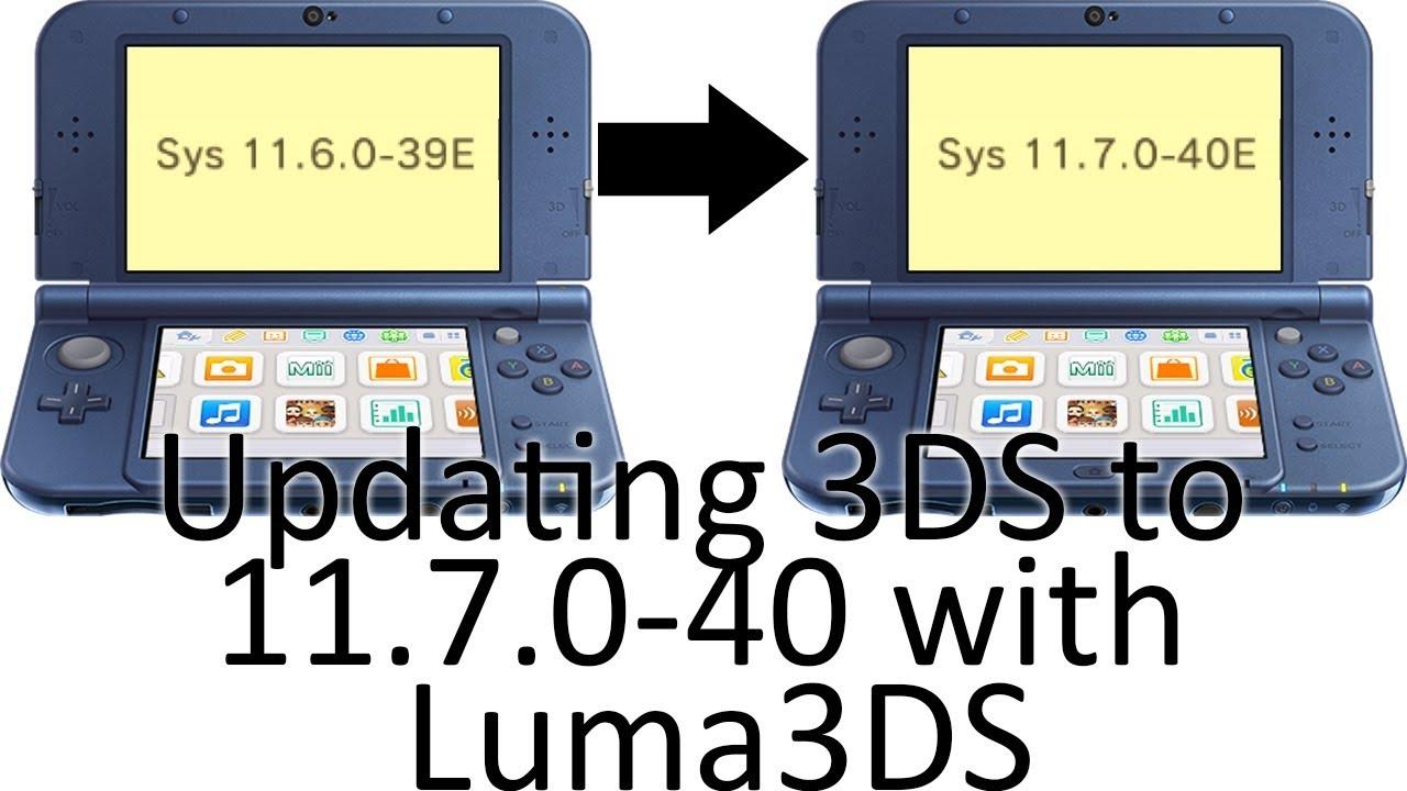luma3ds_Updating3DSto11.7.0-40withLuma3DS-YouTube