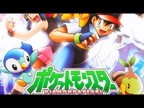 Pokémon Anime Sound Collection- Sinnoh Gym Leader/Elite Four Battle
