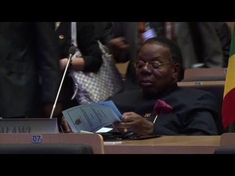 Malawi confirms President Mutharika's death