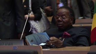 Malawi confirms President Mutharika