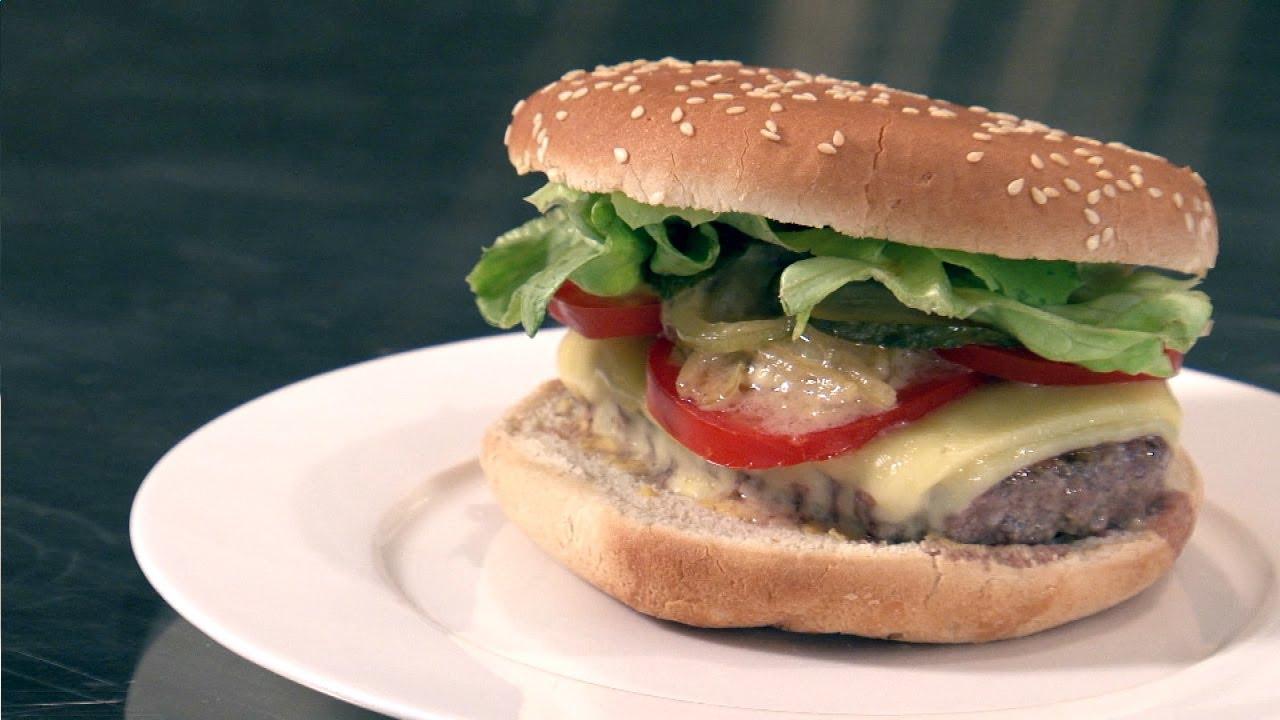 hamburgers maison - notrefamille - youtube