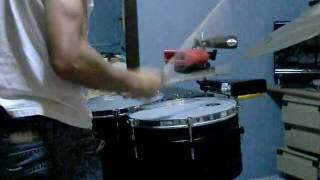 timbal cover Reach 4 the Sky (Youth X-treme)
