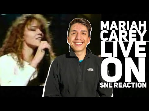 Mariah Carey- Vanishing (Live on SNL 1990) Reaction |E2 Reacts