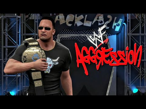 WWE 2K - WWF Hip Hop & Rap   Custom Entrance Themes