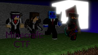 Minecraft Capture the Flag on McBrawl! Wrecking Face and Hackers!