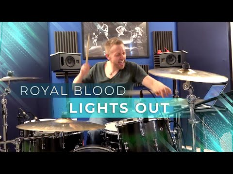 Royal Blood - Lights Out (Drum Cover)