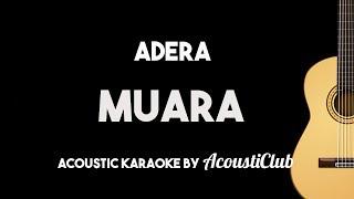 Download Mp3 Muara - Adera  Karaoke Gitar Akustik Dengan Lirik