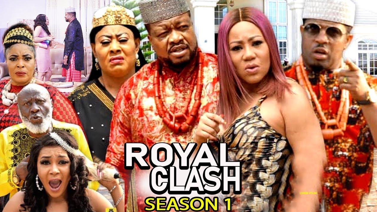 Download ROYAL CLASH SEASON 1 - (New Trending Movie) 2021 Latest Nigerian Nollywood Movie Full HD