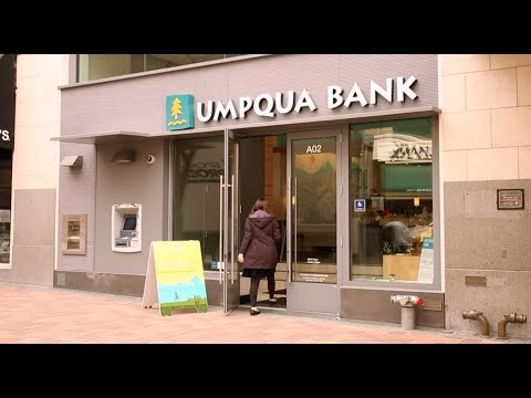 Umpqua Bank + OI Engine by IDEO