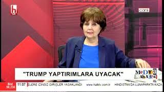 """""""Gül, başkan adayı olmak istiyor"""" / Ayşenur Arslan ile Medya Mahallesi / 1. Bölüm- 16.07.2019"""