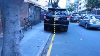 La Vereda Se Respeta - Intervención en Miraflores