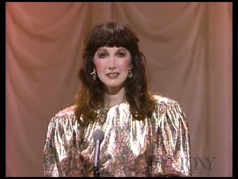 1988 Tony Awards  JOANNA GLEASON  Best Performance by a Leading Actress in a Musical