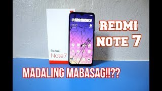 REDMI NOTE 7 - 5 THINGS I LIKE - TAGALOG REVIEW