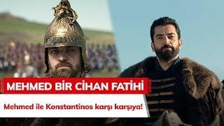 Mehmed ile Konstantinos karşı karşıya! - Mehmed Bir Cihan Fatihi 2. Bölüm