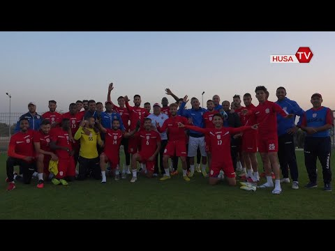 تداريب نادي حسنية أگاديرإستعدادا لمبارة نهضة بركان عن الدورة 12 من البطولة الإحترافية إينوي - Husatv