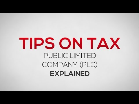 What is a Public Limited Company? (PLC)