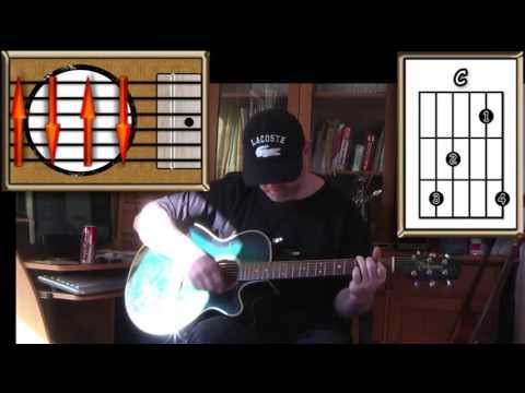 Pigs on the Wing Part One and Two - Pink Floyd - Acoustic Guitar Lesson