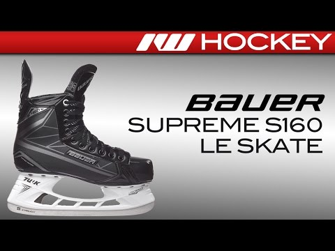 Limited Edition Bauer Supreme S160 Skate Review