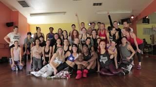 """Be Obsessed Fitness: Hurricane Harvey Relief Fundraiser """"Tone & Twerk for Texas"""" Teaser"""