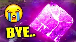 Goodbye, Fortnite Cube