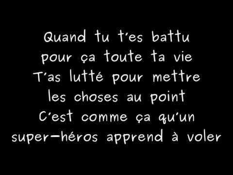 The script - Superheroes [Traduction française]