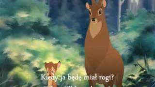 Bambi II - First Sign of Spring (Polish w/subs & translation)
