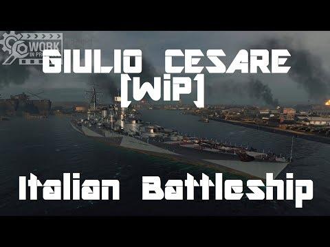 Italian BB Giulio Cesare [WiP] - First Impressions