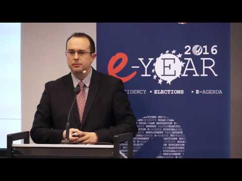 Business Service Centers Conference - part 01