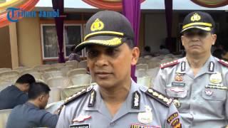 Sebanyak 954 Personil Amankan Pendaftaran Calon Gubernur Provinsi Jambi