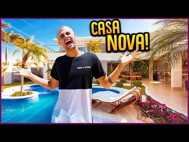 MOSTREI PELA PRIMEIRA VEZ A MANSÃO NOVA DO CANAL!! [ REZENDE EVIL ]